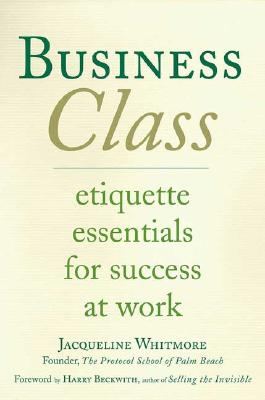 Business Class By Whitmore, Jacqueline